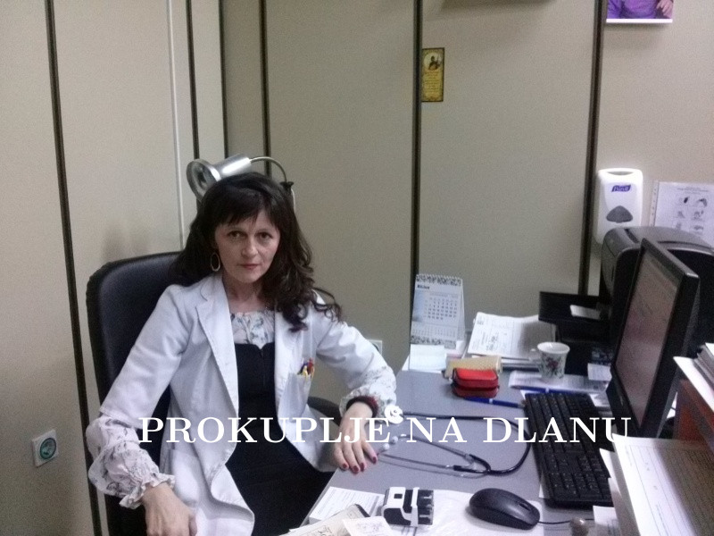 НОВИ ДИРЕКТОР ДОМА ЗДРАВЉА: ДР ВЕРИЦА БОЈЧИЋ