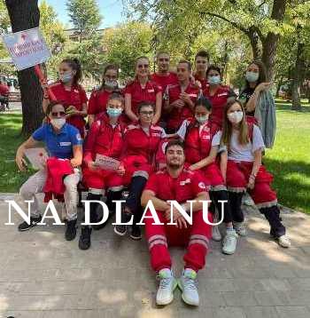 Запажен успех на смотри екипа пружања прве помоћи у Врању