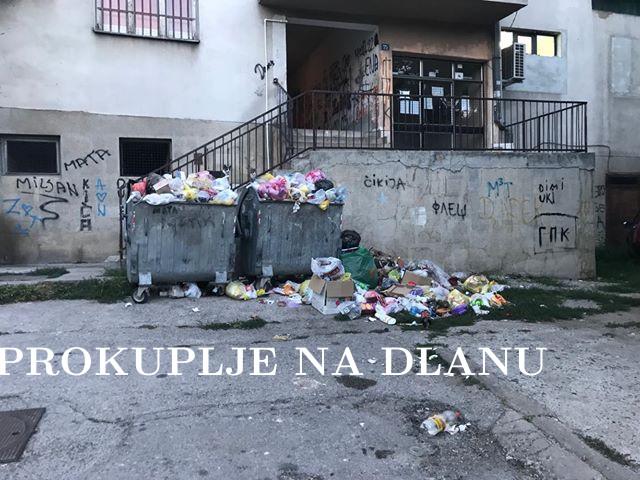 ПРОКУПЉЕ, ГРАД СМЕЋА