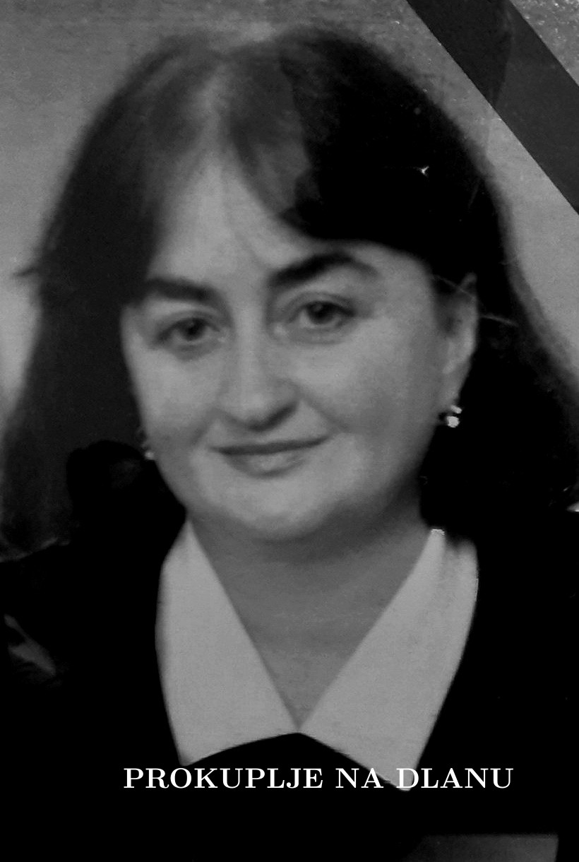 ИН МЕМОРИАМ: МАГДАЛЕНА ЗЕЧЕВИЋ (1952-2021
