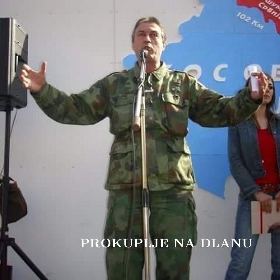 ПОРЕД ВУЛИНА И ВСС, ДЕЈАН МИЛОШЕВИЋ НАЈАВИО ШТРАЈК ГЛАЂУ