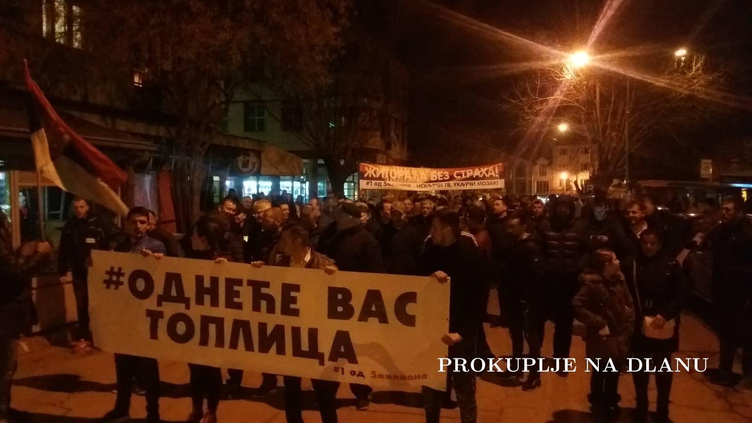 У СРБИЈИ СЕ КОНАЧНО УЈЕДИНИЛА ОПОЗИЦИЈА
