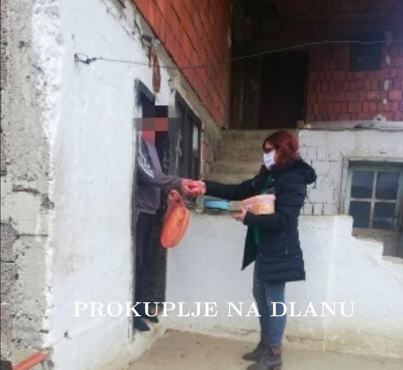 РЕАЛИЗОВАН ПРОЈЕКАТ ПОМОЋ У КУЋИ