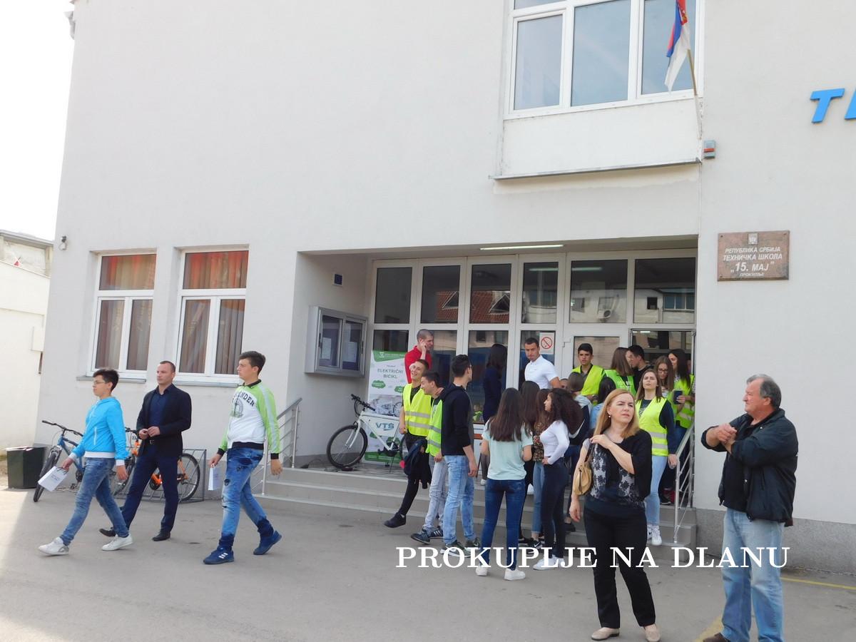 СРЕДЊЕ ШКОЛЕ У ПРОКУПЉУ УПИСАЋЕ 620 СВРШЕНИХ ОСНОВАЦА