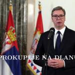 Vučić sutra u Prokuplju, Blacu i Brusu