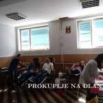 РАДНИЦИ ЕПС ДАЛИ КРВ