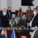 САСТАНАК НАЧЕЛНИКА ТОПЛИЧКОГ ОКРУГА СА ПРЕДСТАВНИЦИМА ПРОКУПЉА И ЈП СРБИЈАШУМЕ