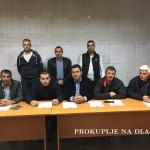 САВЕЗ ЗА СРБИЈУ У ПРОКУПЉУ