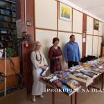 БИБЛИОТЕКА ДОБИЛА 700 НОВИХ КЊИГА
