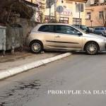 """""""НАЈБОЉЕ"""" ПАРКИРАН АУТОМОБИЛ У ГРАДУ!"""