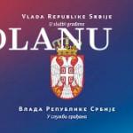 ВЛАДА СРБИЈЕ ДОНЕЛА НОВЕ МЕРЕ-ВИКЕНДОМ ЗАБРАНА КРЕТАЊА ПОЧИЊЕ ОД 15 ЧАСОВА