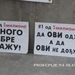 ШЕСТ МЕСЕЦИ ПРОТЕСТА: СРБИЈА МОЖЕ!