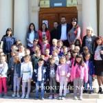 Градаоначелник Прокупља угостио најмлађе поводом Дечије недеље