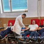 Радници Електродистрибуције добровољним давањем крви показују своју хуманост