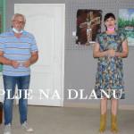 Изложба слика са Ивањданске колоније