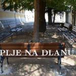 Локална самоуправа издвојила средства за парковске клупе у свим прокупачким основним школама