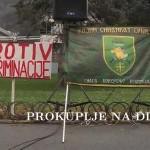SUTRA PROTEST VOJSKE I POLICIJE