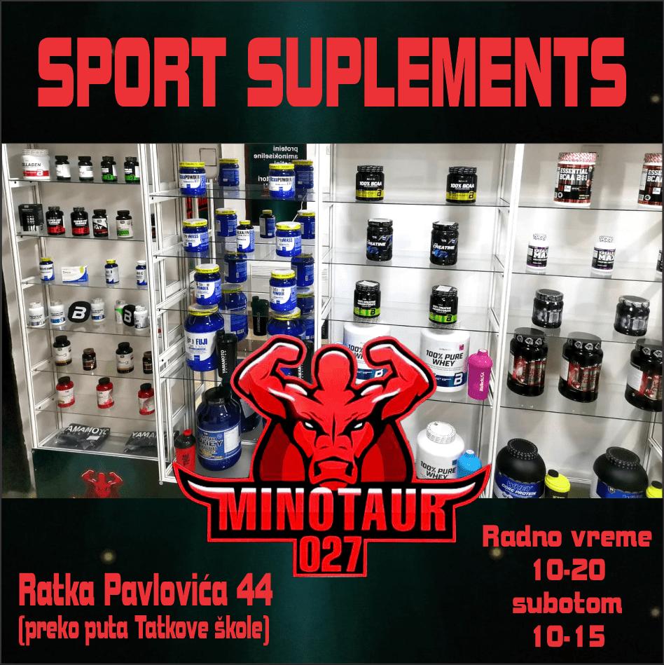 Sport Suplements