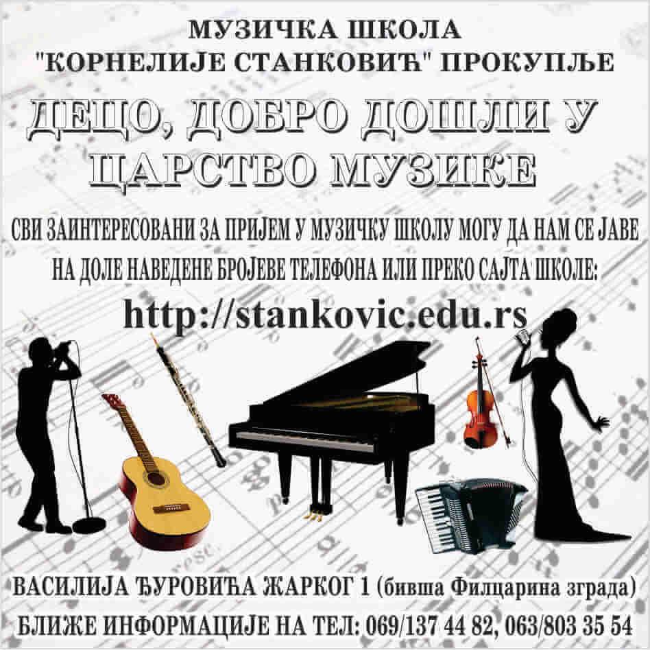 Muzicka skola